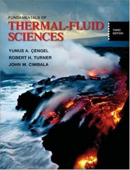 Science Books - Fundamentals of Thermal-Fluid Sciences with Student Resource CD