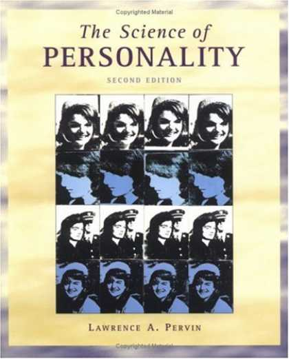 Science Books - The Science of Personality