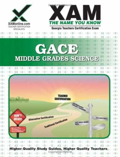 Science Books - GACE Middle Grades Science