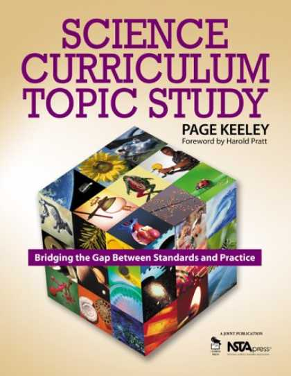 Science Books - Science Curriculum Topic Study: Bridging the Gap Between Standards and Practice