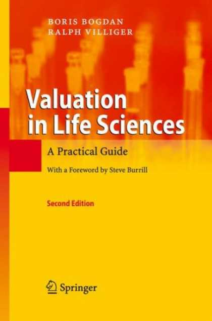 Science Books - Valuation in Life Sciences: A Practical Guide