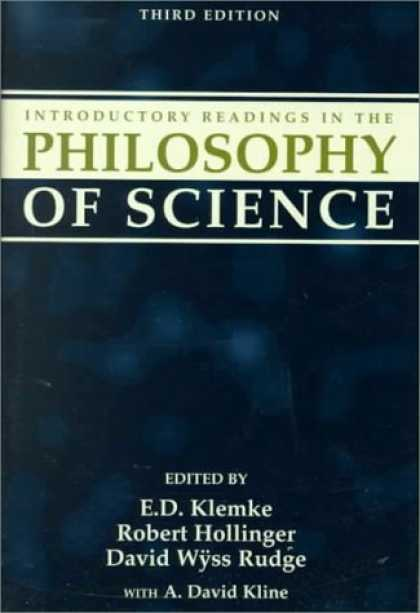 Science Books - Introductory Readings in the Philosophy of Science