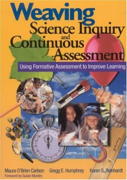 Science Books - Weaving Science Inquiry and Continuous Assessment: Using Formative Assessment to