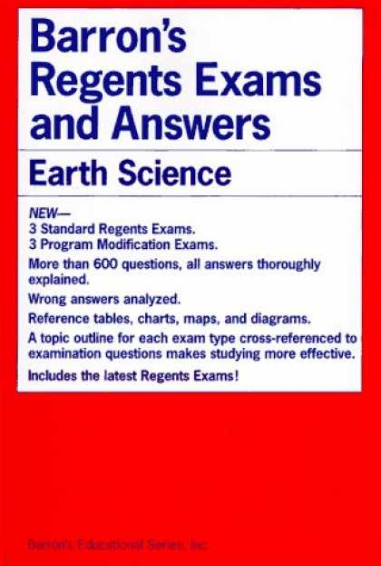 Science Books - Earth Science -- The Physical Setting