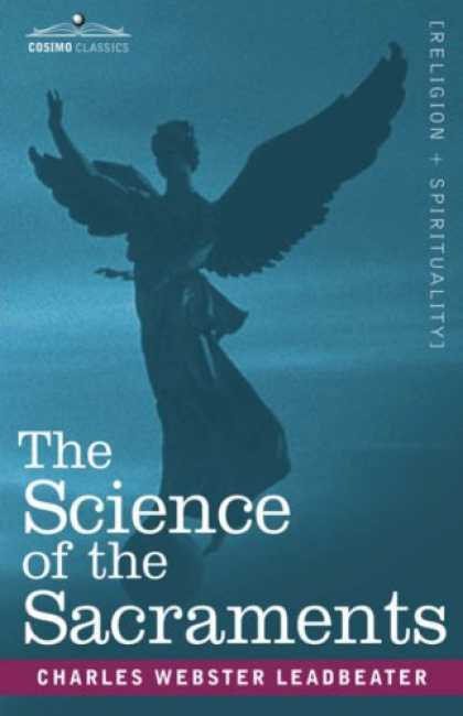 Science Books - The Science of the Sacraments