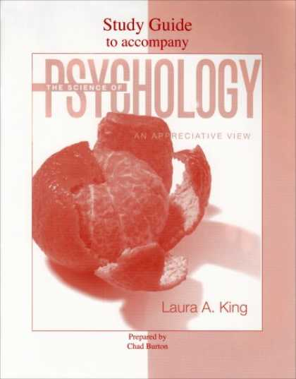 Science Books - Student Study Guide to accompany The Science of Psychology
