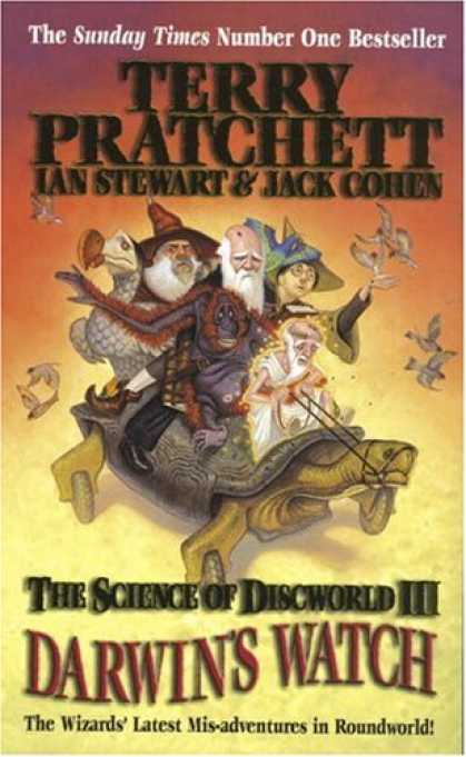 Science Books - The Science of Discworld III: Darwin's Watch