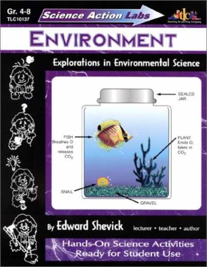Science Books - Science Action Labs - Environment : Explorations in Environmental Science (Scien