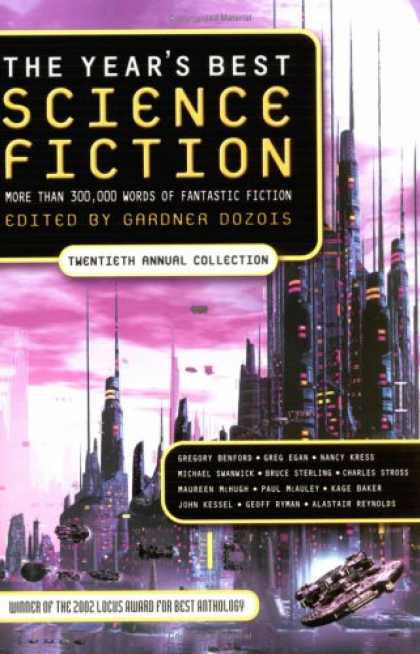Science Books - Year's Best Science Fiction: Twentieth Annual Collection