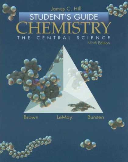 Science Books - Chemistry the Central Science: Student Guide