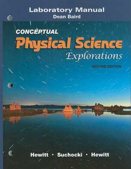 Science Books - Laboratory Manual for Conceptual Physical Science Explorations
