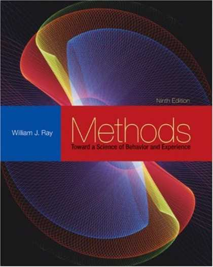 Science Books - Methods Toward a Science of Behavior and Experience