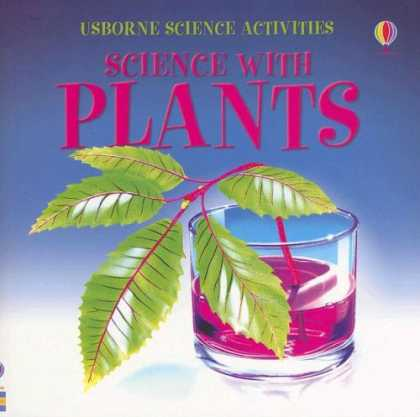 Science Books - Science With Plants (Science Activities)