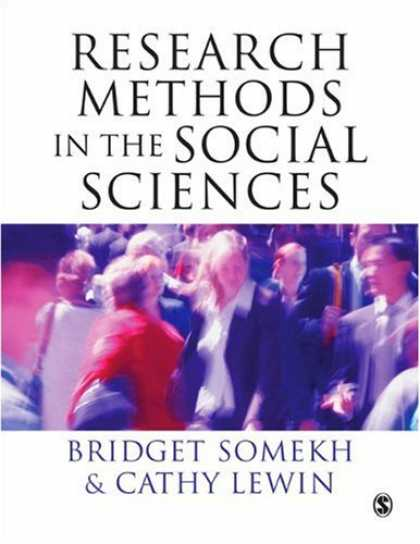 Science Books - Research Methods in the Social Sciences