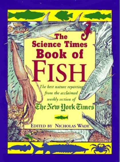 Science Books - The Science Times Book of Fish