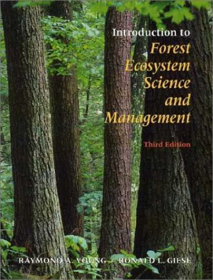 Science Books - Introduction to Forest Ecosystem Science and Management