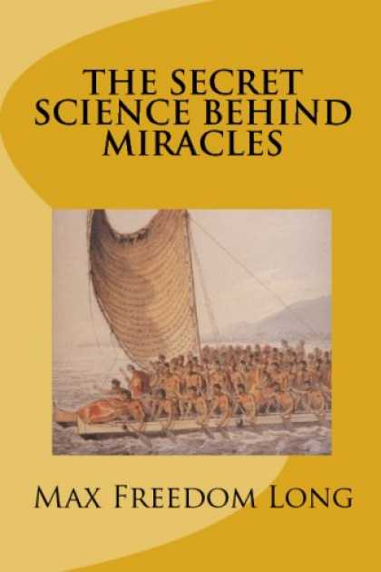 Science Books - The Secret Science Behind Miracles