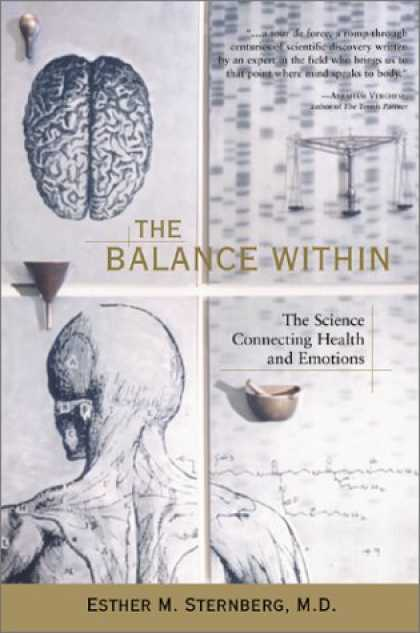 Science Books - The Balance Within: The Science Connecting Health and Emotions