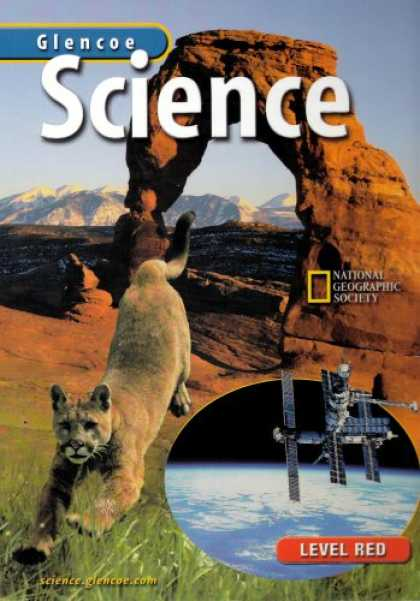Science Books - Integrated Science: Red Level
