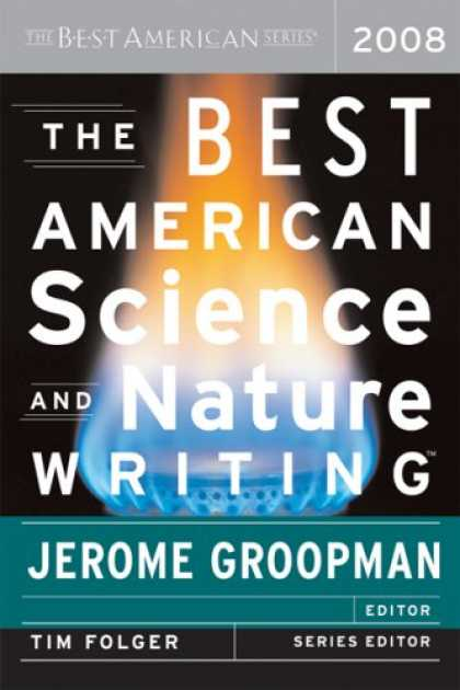 Science Books - The Best American Science and Nature Writing 2008