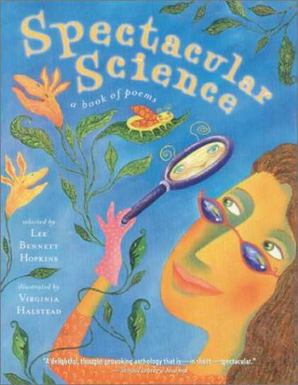 Science Books - Spectacular Science: A Book of Poems