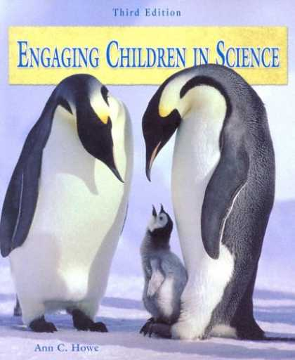 Science Books - Engaging Children in Science (3rd Edition)