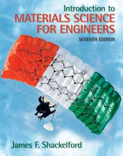 Science Books - Introduction to Materials Science for Engineers (7th Edition)