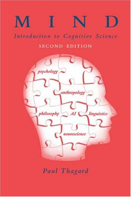 Science Books - Mind: Introduction to Cognitive Science, , 2nd Edition