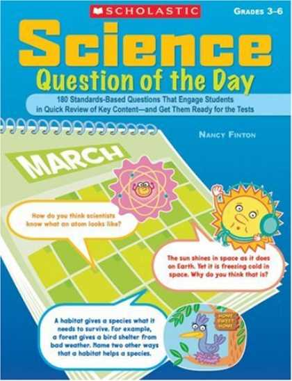 Science Books - Science Question of the Day: 180 Standards-Based Questions That Engage Students