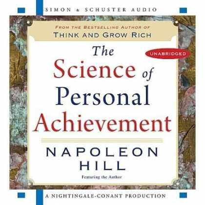 Science Books - The Science of Personal Achievement: Follow in the Footsteps of the Giants of Su