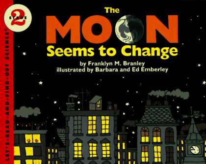 Science Books - The Moon Seems to Change (Let's-Read-and-Find-Out Science 2)