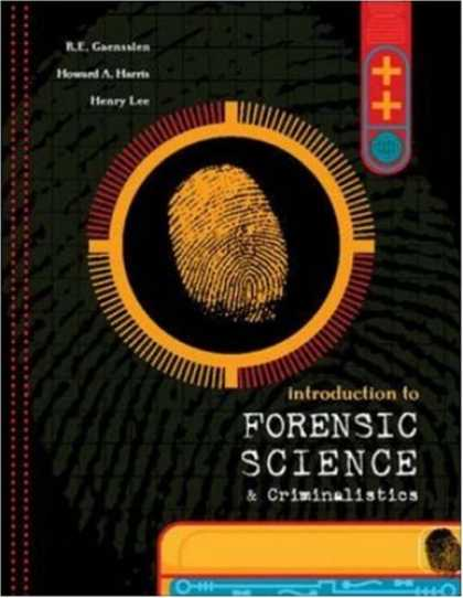 Science Books - Introduction to Forensic Science and Criminalistics