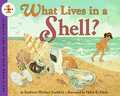 Science Books - What Lives in a Shell? (Let's-Read-and-Find-Out Science 1)