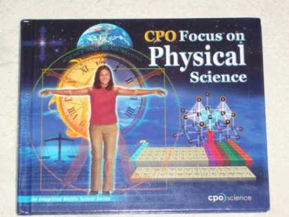 Science Books - CPO Focus on Physical Science