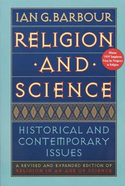Science Books - Religion and Science (Gifford Lectures Series)