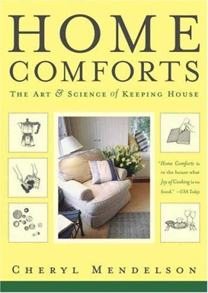 Science Books - Home Comforts: The Art and Science of Keeping House