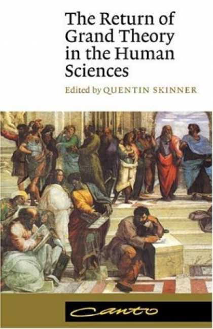 Science Books - The Return of Grand Theory in the Human Sciences (Canto)