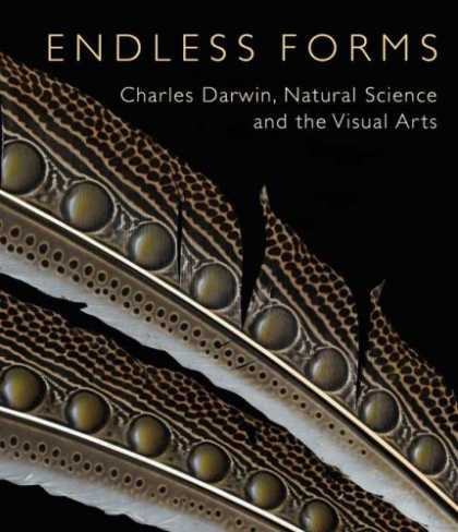 Science Books - Endless Forms: Charles Darwin, Natural Science, and the Visual Arts (Yale Center