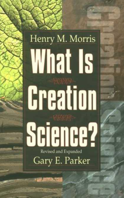 Science Books - What Is Creation Science