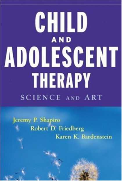 Science Books - Child & Adolescent Therapy : Science and Art