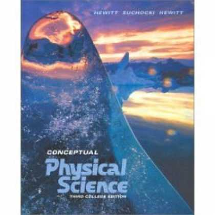Science Books - Conceptual Physical Science- Text Only