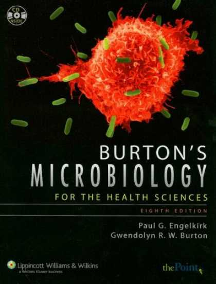 Science Books - Burton's Microbiology for the Health Sciences