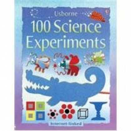 Science Books - Usborne 100 Science Experiments (100 Science Experiments Il)