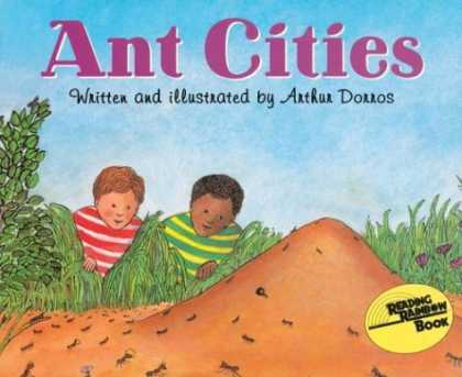 Science Books - Ant Cities (Let's-Read-and-Find-Out Science 2)