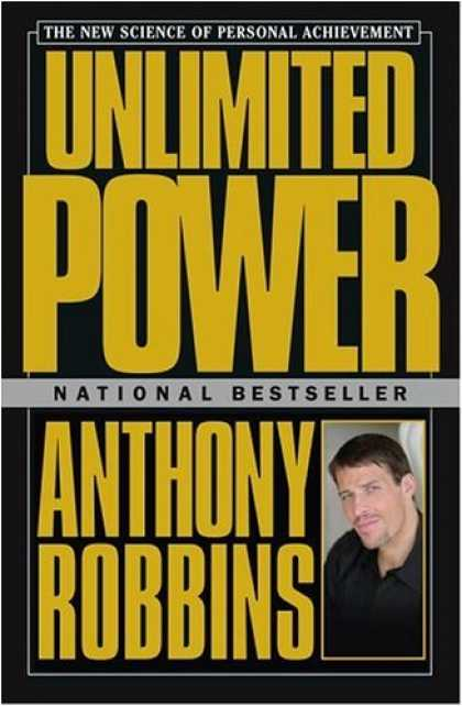 Science Books - Unlimited Power: The New Science Of Personal Achievement