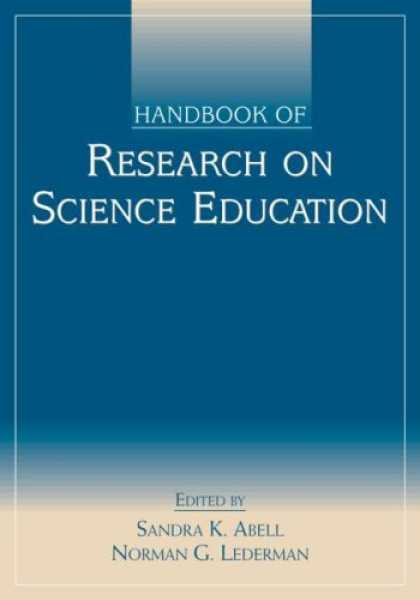Science Books - Handbook of Research on Science Education