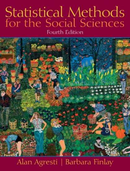 Science Books - Statistical Methods for the Social Sciences (4th Edition)