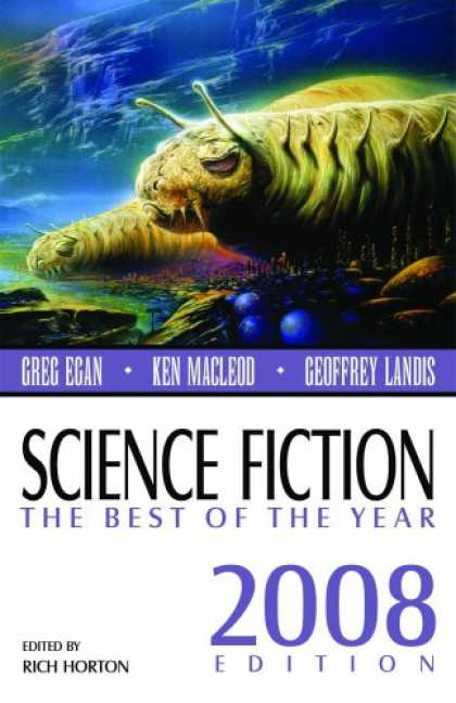 Science Books - Science Fiction: The Best of the Year, 2008 Edition (Science Fiction: The Best o