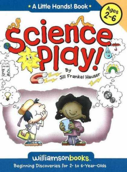 Science Books - Science Play (Little Hands!)(ages 2-6)