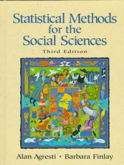Science Books - Statistical Methods for the Social Sciences (3rd Edition)